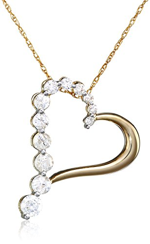 10k-yellow-gold-diamond-journey-heart-shaped-pendant-1-2-cttw-h-i-color-i2-i3-clarity