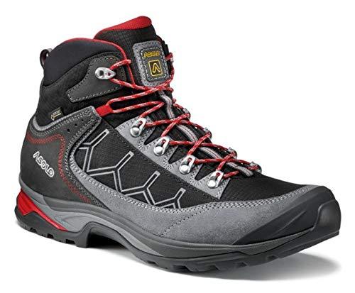 31813806018b5 Asolo Falcon GV Hiking Boot - Men's Grey/Black, 11.0