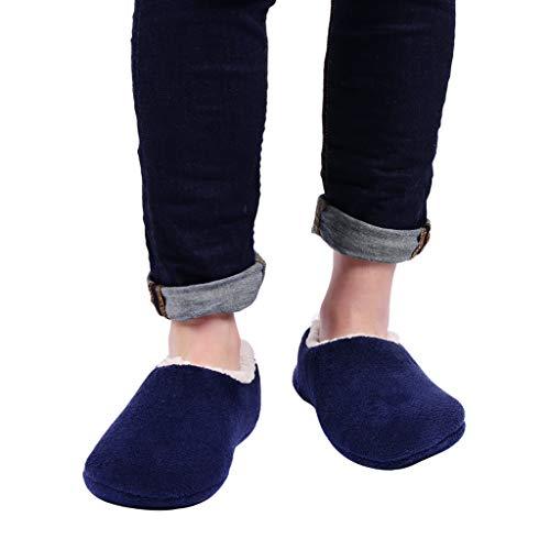 Panda Bros Mens Slipper Socks Low Cut
