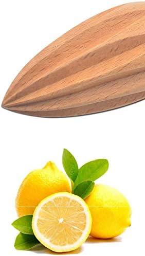 Exprimidor De Madera Exprimidor De Cono De Limón Exprimidor Manual Smasher Fruta Bebida Herramientas De Cocina Suministro