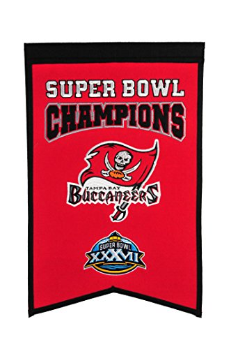 (NFL Tampa Bay Buccaneers Super Bowl Champions Banner)