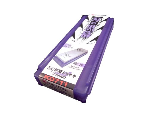 Shaptonstone Traditional Homogeneous Waterstones Purple #30000 by Shapton
