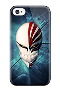 7607573K41021383 Iphone Cover Case - Bleach Protective Case Compatibel With Iphone 4/4s