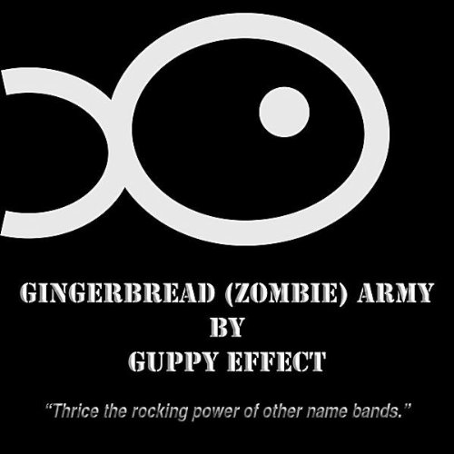 Gingerbread (Zombie) Army