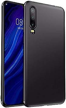 Ultra Slim Silicona TPU Carcasa Anti-Ara/ñazos y Antideslizante 360 Cover Case para Huawei Mate 20 Lite Nergo Olliwon Funda Huawei Mate 20 Lite