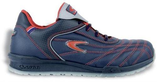 Cofra Plumb S1 P SRC Paire de Chaussures de sécurité Taille 39 Bleu