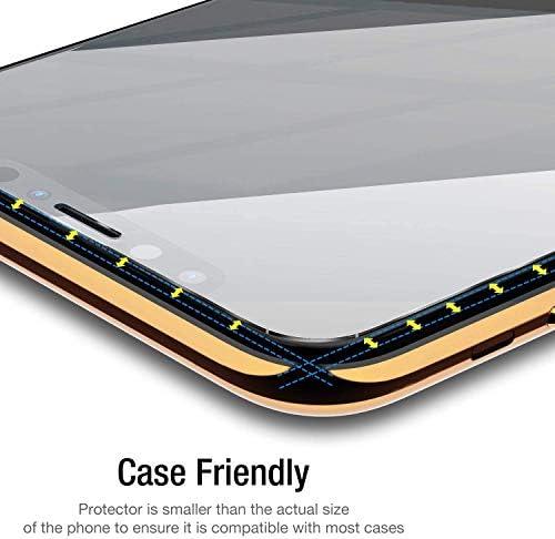Conber [1 Stück] Displayschutzfolie kompatibel mit Huawei Nova 3I, Panzerglas Schutzfolie für Huawei Nova 3I [9H Härte][Hüllenfreundlich]