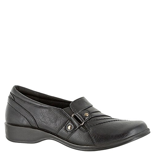Easy Street Women's Giver Flat Black Synthetic/Gore r31yB