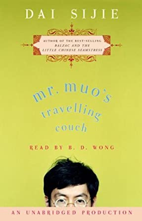 Amazon com: Mr  Muo's Travelling Couch (Audible Audio