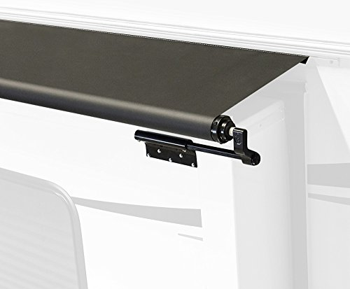 (Lippert RV Solera Awning 12.5' Slider Black V000177334)