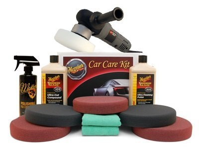Meguiars Porter Cable XP Soft Buff Polishing Kit