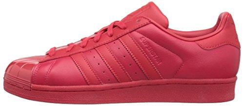 Adidas Toe rayred Glossy w W cblack W Superstar Originalssuperstar Donna Rayred UUrHwqf