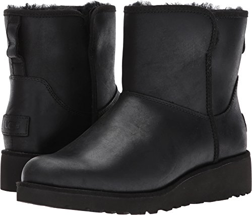 UGG Women's Kristin Leather Winter Boot - Ugg Boots Wedges Women