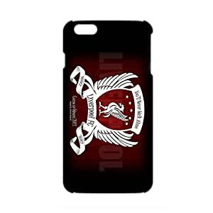 KJHI liverpool hd 3D Phone Case for iphone 6 plus