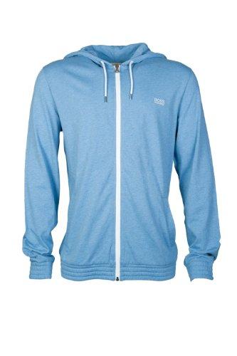 Hugo Boss Hooded Jacket in Sky Blue S