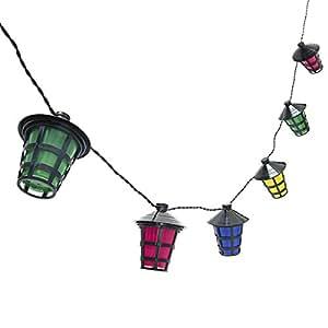 Luces de colores de fiesta – 20 luces