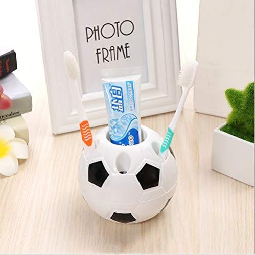 bc8d5868834a5 wdoit Creative Fútbol retención de escritorio portalápices - Portalápices  para oficina Mesa fregadero