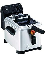 Tefal Filtra Pro FR5160 Friteuse - Capaciteit van 4L waar in een keer 1,3 kg frietjes - 2400 W vermogen - Regelbare thermostaat