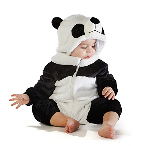 Natural Uniforms Baby Panda Bear Costume (12-18 -