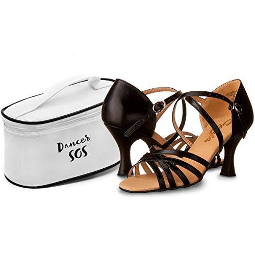 Premium Dancer Travel Kit – Travel Emergency Kit for Ballroom Ballet Tap Jazz Contemporary – Survival Dance Kit – Luxury Necessities Accessories Gift For Women – Must Have TSA Approved Women, White