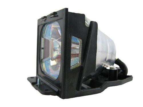 東芝 TLP T50 165ワット 2000/3000-Hrs HSCR プロジェクター電球/ランプ ハウジング付き   B005CWSS32