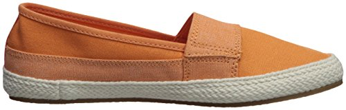 Lacoste Womens Marice Sneaker Orange Canapa
