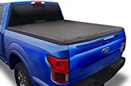 Tyger Auto T3 Soft Tri-Fold Truck Bed Tonneau Cover for 2015-2020 Ford F-150 Styleside 5.5' Bed TG-BC3F