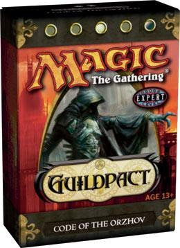 Magic the Gathering Guildpact Theme Deck Code of the Orzhov by Wizards of the Coast
