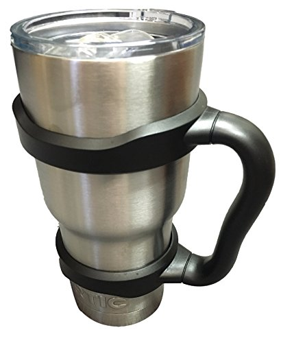 RTIC Stainless Tumbler Splash Handle