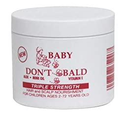 Image of the product BABY DONT BE BALD Hair that is listed on the catalogue brand of BABY DON'T BE BALD.