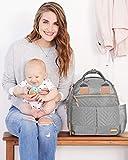 Skip Hop Diaper Bag Backpack: Suite 6-in-1 Diaper