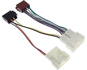 dacia duster logan sandero car iso adapter cable. Black Bedroom Furniture Sets. Home Design Ideas
