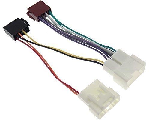 DACIA Duster Logan Sandero Auto ISO Adapter Kabel Stecker ...