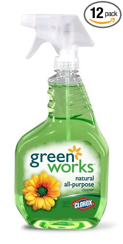 Amazoncom Greenworks All Purpose Cleaner 32Fl Ounces Spray