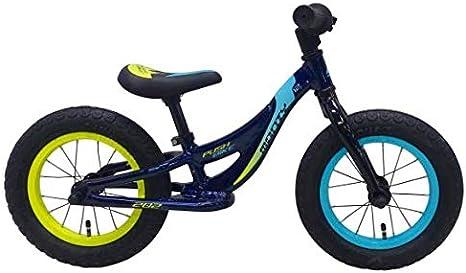 Monty Kids Push Bike 12 Azul - Amarillo: Amazon.es: Deportes y ...
