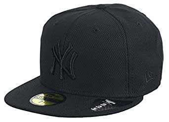 A NEW ERA Diamond Era 59 Fifty NY Yankees Gorra Negro Negro Negro ...