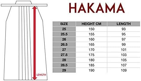 Negro YariNoHanzo Hakama Master 2.0