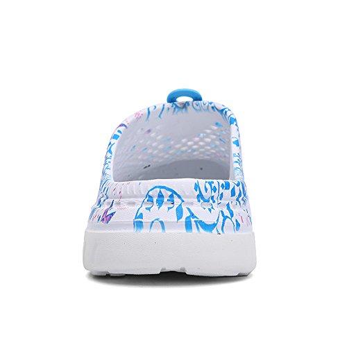 Blue1 Summer Waterweight 773 Rapide À Pantoufles Unisexes Water Sandales Chaussures Séchage Fzdx Shoes Garden xpawH7q0