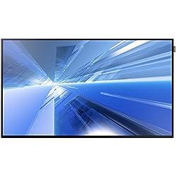 "Samsung Dm55e Dm-e Series 55"" Sli M Direct-lit Led Display, Taa Compliant, 1920 X 1080 Resolution, 100-240vac"