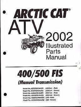 arctic cat 400 parts manual enthusiast wiring diagrams