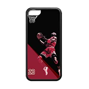 [Accessory] ipod touch 5 ipod touch 5 Case, [Michael Jordan] ipod touch 5 ipod touch 5 Case Custom Durable Case Cover for ipod touch 5 ipod touch 5 TPU case (Laser Technology)