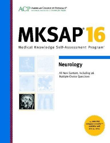 MKSAP 16: Neurology