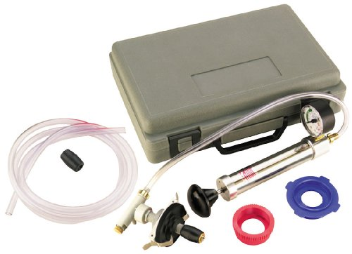 Motorcycle System Cooling (OTC (7991) Cooling System Pressure Tester)