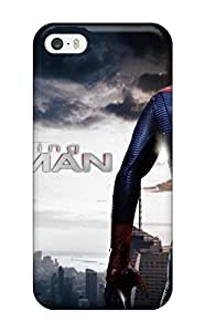 Best 5277910K93988381 Slim Fit Tpu Protector Shock Absorbent Bumper The Amazing Spider Man 2012 Case For Iphone 5/5s