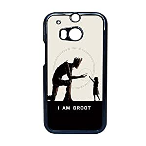 Generic Funny Phone Cases For Child Print With Guardians Of The Galaxy For Htc One M8 Choose Design 9