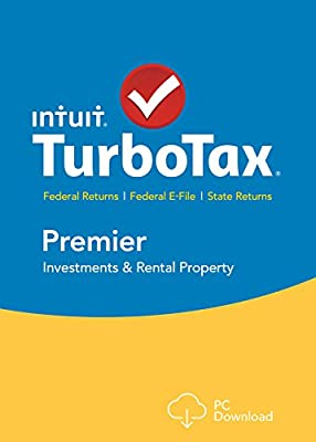 Intuit TurboTax Premier 2015 Federal + State Taxes + Fed Efile Tax Preparation Software - PC/MacDisc Twister Parent