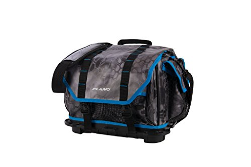 Plano Z Series Tackle Bag Rust free Zipper less tackle storage Includes five stowaway boxes