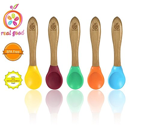 baby bamboo spoon - 8
