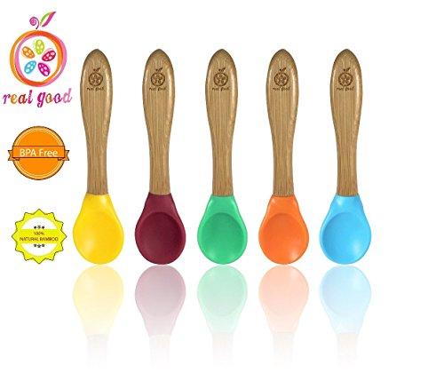 Bamboo Baby Spoon - 8