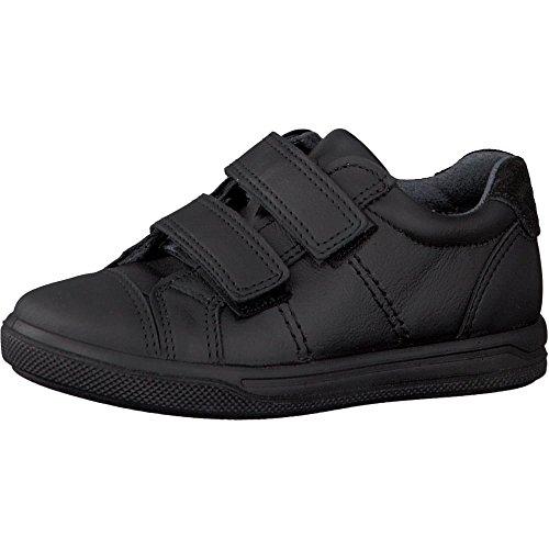 Ricosta Jason, Zapatillas para Niños Negro (Schwarz)